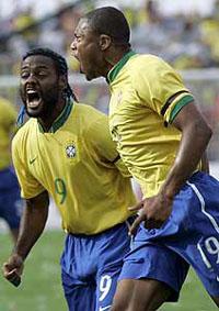 Brasil bem surpreendeu