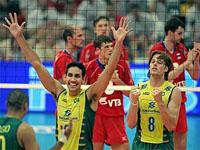 Brasil conquistou o heptacampeonato da Liga Mundial de vôlei