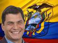 Correa: Discurso de Bush foi primário