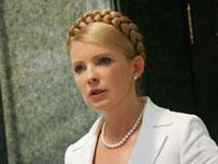 Timoshenko eleita primeira-ministra da Ucrânia por ordem alfabética