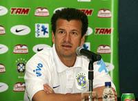 Dunga esclareceu seus critérios de convocação da seleção brasileira