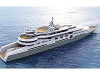 Abramovich compra o maior iate privado jamais construído no mundo