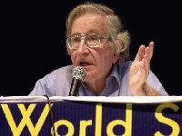 Culpa pela fuga de latino-americanos da 'miséria e horrores' é dos EUA, diz Chomsky. 30015.jpeg