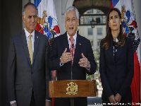 Em meio a protestos, Chile cancela conferências internacionais. 32019.jpeg