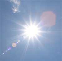 Rio Grande do Sul: Previsões meteorológicas indicam que a temperatura sobe amanhã