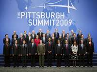 O G-20 Juntos no Combate à Crise Econômica Global