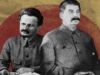 Como Stálin e Trótski se tornaram arquirrivais. 35022.jpeg