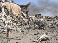 Mais um massacre norte-americano em Bagdade
