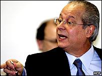 Lula veta a anistia para José Dirceu