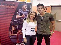 Jogador de Futebol Renan Ribeiro torna-se garoto propaganda de marca Fitness. 25028.jpeg