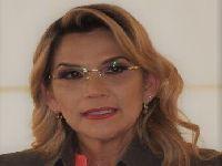 Jeanine Áñez: «de facto» derrotada. 34029.jpeg