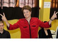 Dilma Rousseff é a presidente eleita do Brasil
