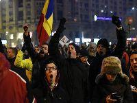 Entrevista: Protestos 'contra a corrupção' na Romênia são tentativa de uma 'revolução colorida'. 26030.jpeg