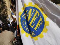 Empregados públicos realizam greve nacional no Chile. 30032.jpeg