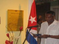 Diplomata cubano fala do bloqueio econômico dos EUA contra Cuba. 30035.jpeg
