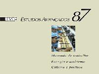 Nova edição da revista 'Estudos Avançados' analisa mercado de trabalho brasileiro. 25038.jpeg