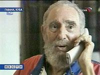 Fidel Castro não vai assistir as ceremónias de comemoração dos  seus 80 anos