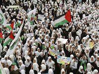 Mundo assiste passivamente as atrocidades do governo sionista contra o povo palestino·. 27039.jpeg