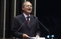 Polícia Federal: senador sofreu mais uma derrota o caso se arrasta desde 25 de maio