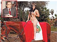 Nua sobre cavalo  pode pegar até 4 anos de prisão