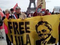 Anulação das condenações de Lula repercute pelo mundo. 35046.jpeg