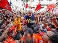 Juiz brasileiro anula sentenças contra Lula relacionadas com a Lava Jato. 35047.jpeg