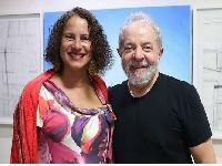 Luciana Santos saúda Lula: