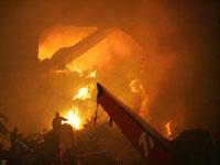 Pelo menos 200 pessoas morreram no acidente com avião da TAM