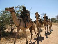 Péssima situação de segurança em Darfur