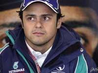 Massa volta a ser o mais rápido em Barcelona