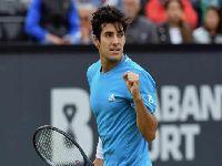 Chileno Garín busca vaga para a final de torneio de tênis na Alemanha. 34057.jpeg