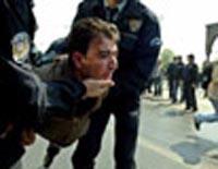 1 de Maio marcado pela intervenção policial