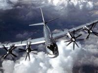 Britânicos assustados com dois Tupolev-95