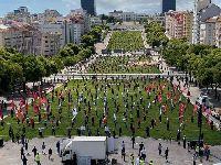 Portugal: Trabalhadores rejeitam «novo ciclo de exploração» em acções por todo o País. 34059.jpeg