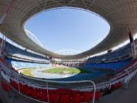 Com risco de teto desabar, estádio olímpico do Rio fecha por tempo indeterminado. 18061.jpeg