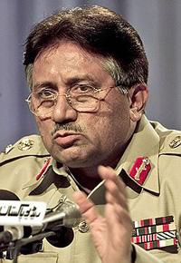 Pervez Musharraf : Vencedor  sem a vitória