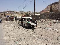 Iémen: jornalistas reúnem provas de «crime de guerra» perpetrado pelos sauditas. 34063.jpeg