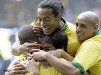 Brasil lidera ranking da Fifa