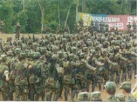 FARC exigem cumprimento de medidas de segurança do acordo de paz após morte de militante. 25065.jpeg