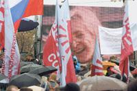 Um ano após a morte de Politkovskaya