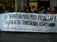 Mais uma mulher transexual morta