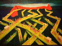 Três italianos homenageiam o surrealismo de Santiago Ribeiro. 35068.jpeg