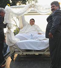Homem mais gordo do mundo se casa