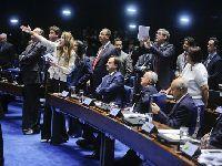 Senado aprova redução de ministérios e fim das políticas sociais. 25072.jpeg