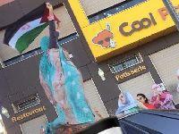 El Aaiun: população Saharaui sai à rua e exige independência à chegada do enviado da ONU. 29072.jpeg