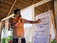 Indígenas e populações tradicionais devem ser ouvidos ainda na fase planejamento de obras. 31074.jpeg
