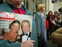 Câmara dos Lordes  arrumou com casamento Douglas e Zeta-Jones