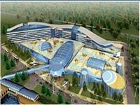 O Parque dos Oceanos de Moscou, o maior complexo de aquário na Europa