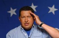 Chávez  explica hoje a questão dos três reféns das Farc