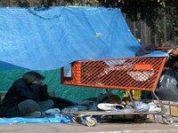 Com 73.000 indigentes, Los Angeles é a capital dos sem-teto dos Estados Unidos